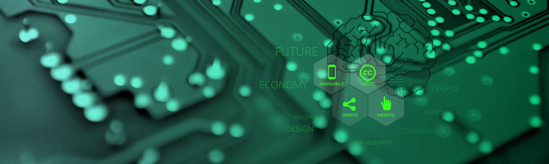 La piattaforma culturale dedicata all'economia collaborativa