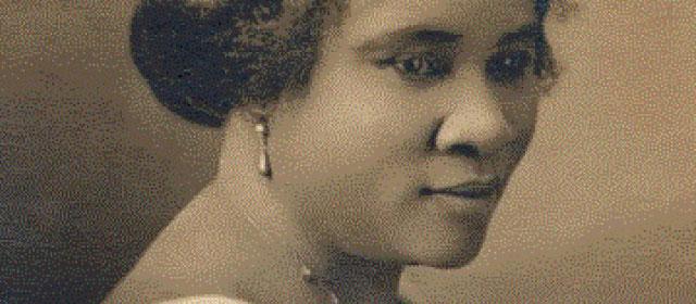 We Entrepreneurs: Madam C.J. Walker