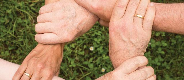 L'Io-in-relazione: il principio vitale della collaborazione